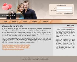 Ucoz шаблоны сайта знакомств